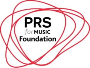 Trish Clowes is supported by PRS for Music Foundation