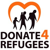 Trish is an ambassador for Donate4Refugees